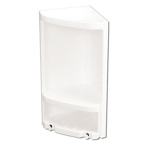 etagere angle coin plastique douche baignoire achat vente porte accessoire etagere angle. Black Bedroom Furniture Sets. Home Design Ideas