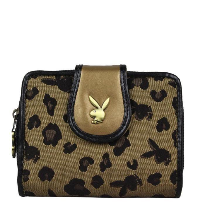 Monnaie gold Porte Playboy Femme Pa2527 HdwR8w