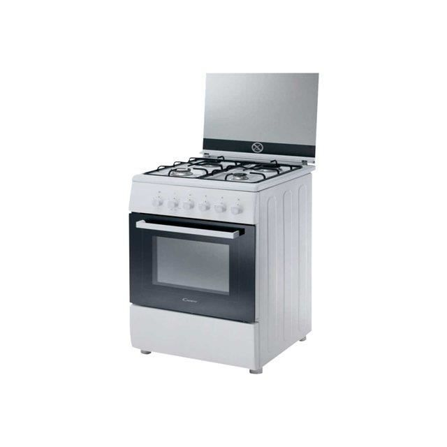 CUISINIÈRE - PIANO Cuisinière gaz CANDY EX CBCG6W543