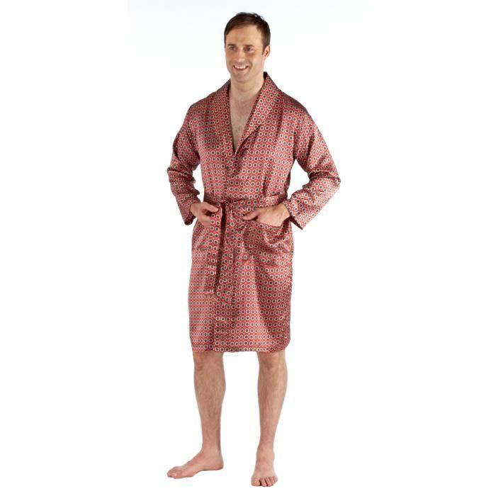 8b1d036d73f12 James De Rouge Lé En Harvey Chambre Achat Kimono Robe Satin 1RaEdwCqxw
