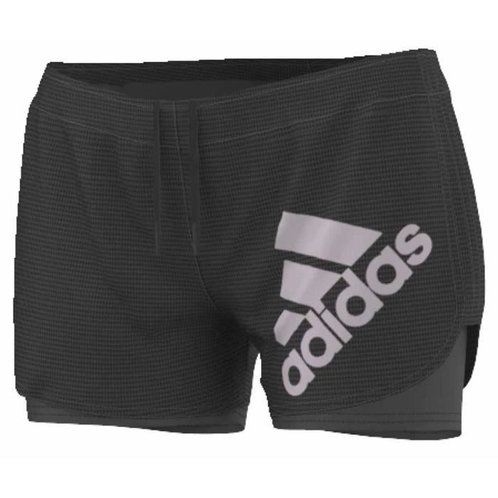 Shorts Adidas M10 Cooler 2 In 1 Short Multicoloured Achat