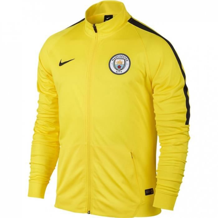 veste Nike Manchester City 1617 NSW Woven Authentic