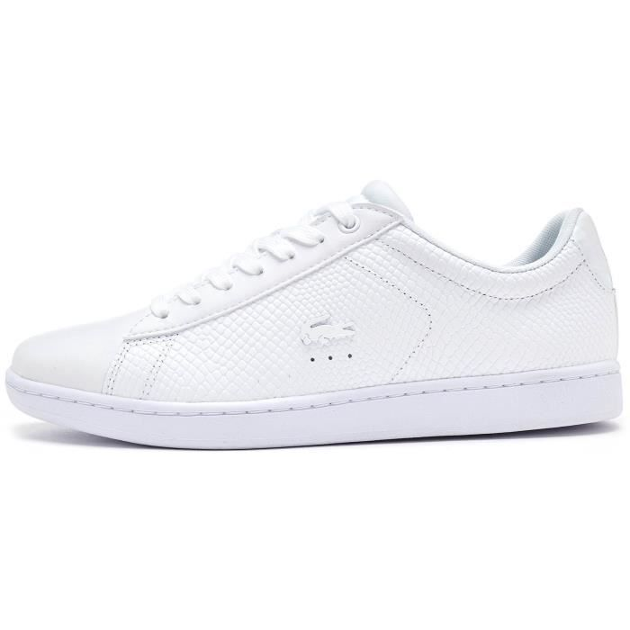 Chaussures De Sport Lage Carnaby Evo 218 1 Lacoste NDrHXd
