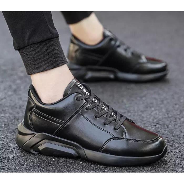 Mode Hommes Chaussures de course de vol Chaussures Chaussures de sport pour homme en cuir, Mode Hommes Chaussures De Course