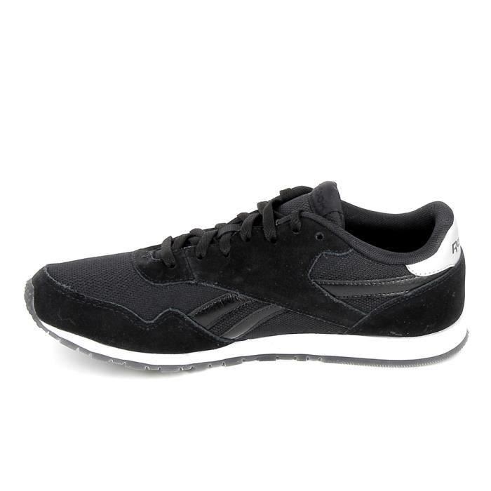 Basket -mode - Sneakers REEBOK Royal Ultra Noir Gris
