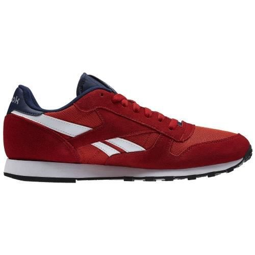 Classic Sport Clean Chaussure Power/motor red