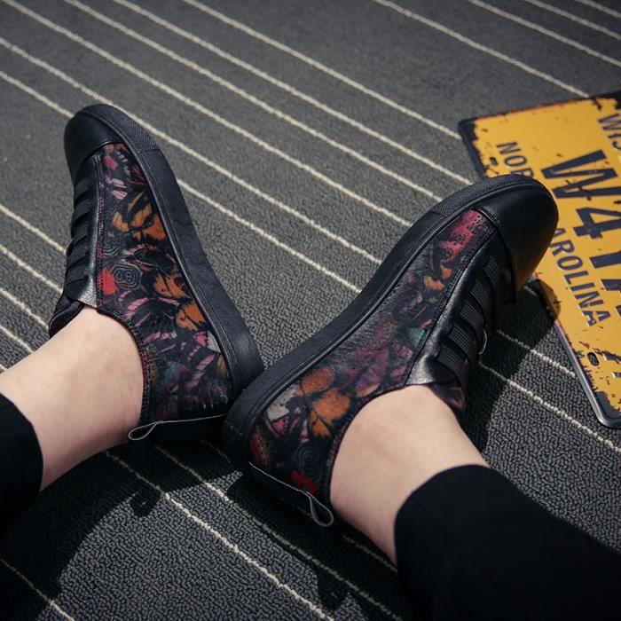 Baskets Sport Chaussures en mode ville Baskets sport et populaires Chaussures plates loisir Chaussures homme de solde Baskets qF68Aqnr