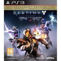 JEU PS3 Destiny : le Roi des Corrompus Edition Légendaire