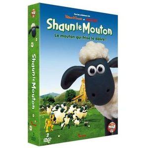 DVD DESSIN ANIMÉ DVD Shaun le mouton vol1 (ep1a20)