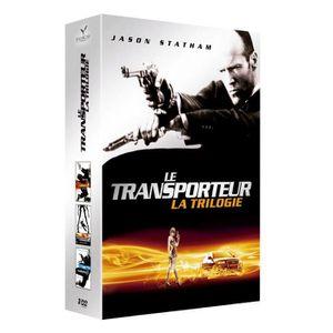 DVD FILM DVD Coffret trilogie le transporteur