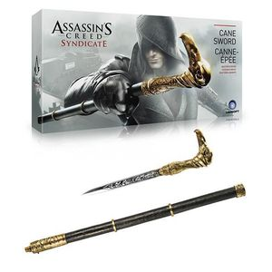 FIGURINE - PERSONNAGE ASSASSIN'S CREED SYNDICATE - Cane Replica (Officie