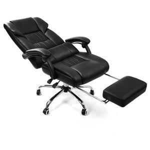 CHAISE DE BUREAU OUISTORE-Chaise de bureau Fauteuil de bureau dossi