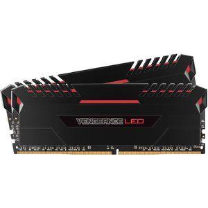 MÉMOIRE RAM CORSAIR Mémoire PC DDR4 - Vengeance LED 32 Go (4 x