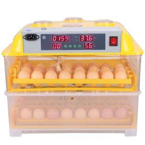 COUVEUSE - INCUBATEUR POILS & PLUMES Kit couveuse automatique 96 œufs -