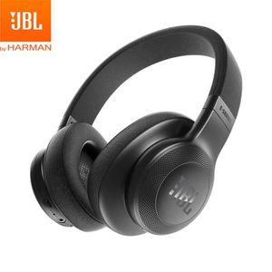 CASQUE - ÉCOUTEURS JBL E55BT Casque d'écoute sans fil Bluetooth Téléc