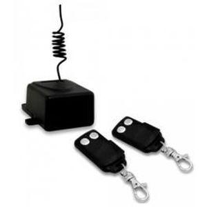 ÉMETTEUR - ACTIONNEUR  Ensemble émetteur récepteur commande sans fil