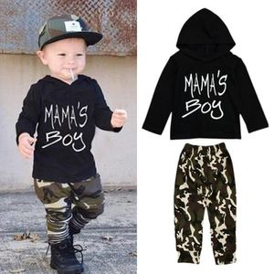 4226dbe61e000 Ensemble de vêtements 2 pcs Enfant Garçon Ensemble de Vêtement à Mama s