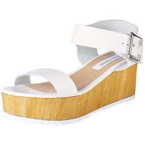 Steve chaussures Madden 37 nylee talons à bloc en Taille 1SHP6Y pour femmes rqrxA5aS