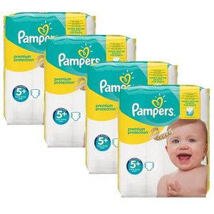COUCHE Mega Pack 160 Couches Pampers Premium Protection -