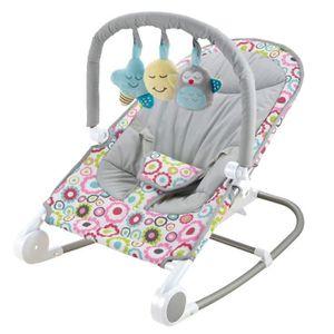 TRANSAT Hamac pour bébé Pink - 125197