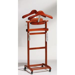 Valet de chambre en bois avec tiroir achat vente valet - Valet de chambre bois ...
