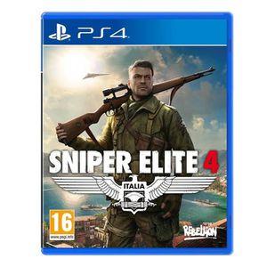 JEU PS4 Playstation 4 Sniper Elite 4