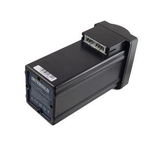 TONDEUSE INTENSILO Li-Ion batterie 5000mAh pour tondeuse à