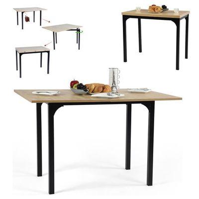 Table De Salle à Manger Extensible Rectangulaire Table De Cuisine