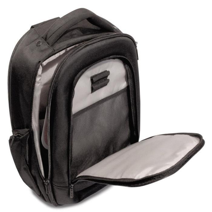 MOBILIS Sac à dos pour ordinateur portable - Executive 2 - 14-16'' - Noir