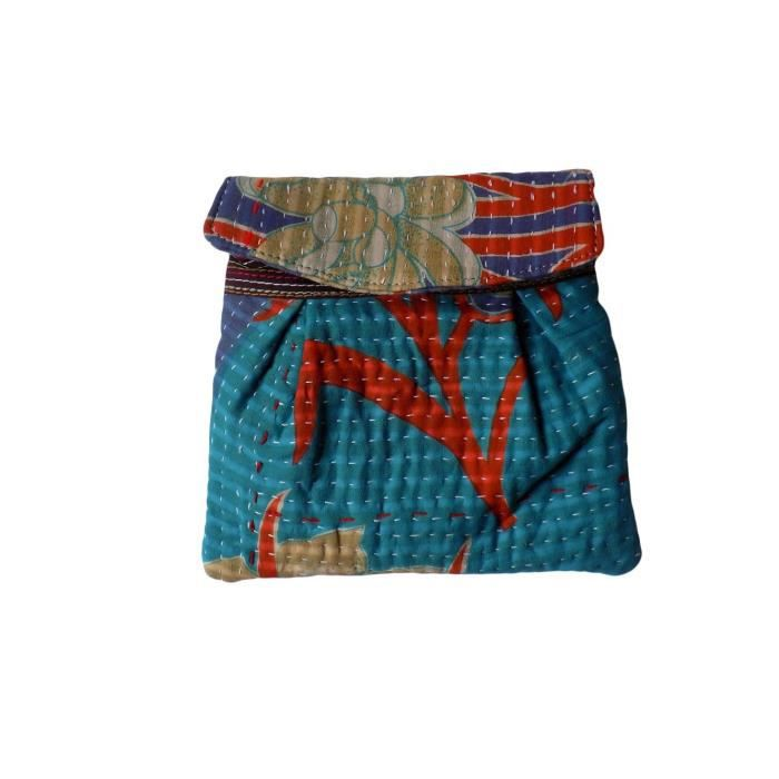 818644949264 Trouve monde sac la main du commerce équitable pour les adolescents  Crossbody Multicolores RNUST