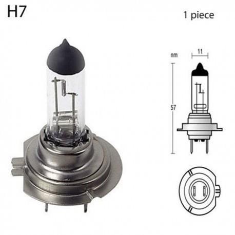 AMPOULE TABLEAU BORD Ampoule H7 Phare pour Ciroen C4 - 806