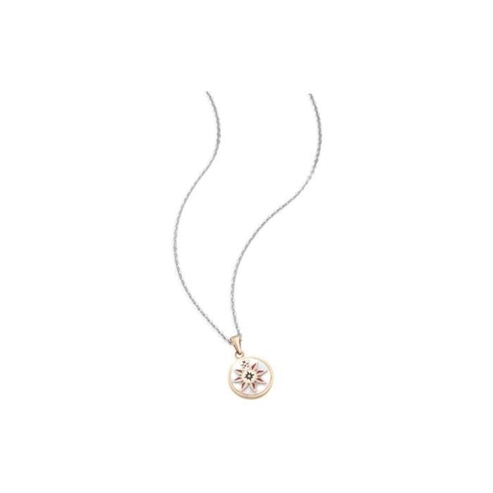 SECTOR JEWELS SADQ05 - Mod. MARINE - NECKLACE/COLLANA - STAINLESS STEEL - LENGTH 50 cm