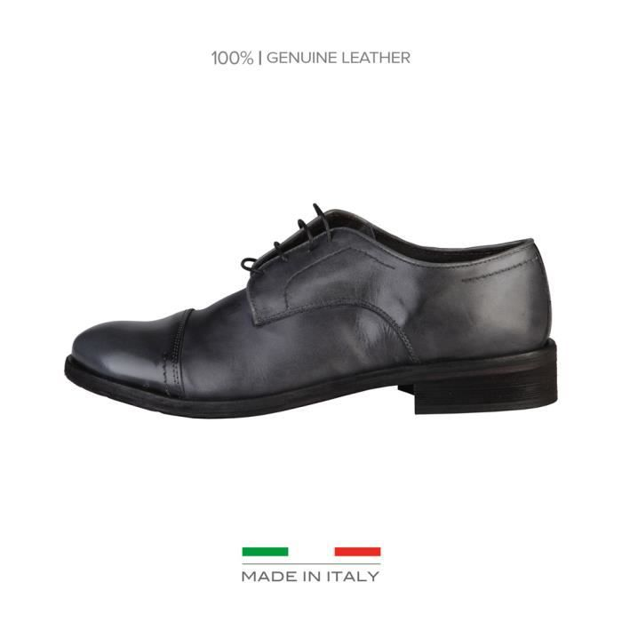 RICHELIEU Made in Italia - Chaussures pour homme (ALBERTO_GR