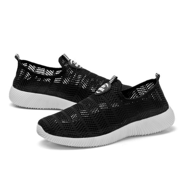 Basket Homme Chaussures De Course Run Masculines Respirante Sport Chaussures HM-7 qXblwAsW