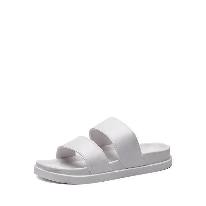 Femmes Pantoufles Toe creux Tous Chaussures match 5747706 zs0KG