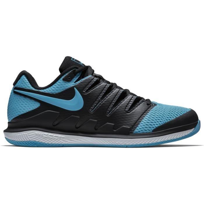the best attitude 5ae3a a2099 CHAUSSURES DE FOOTBALL Chaussure Nike Zoom Vapor X Bleu Été 2018