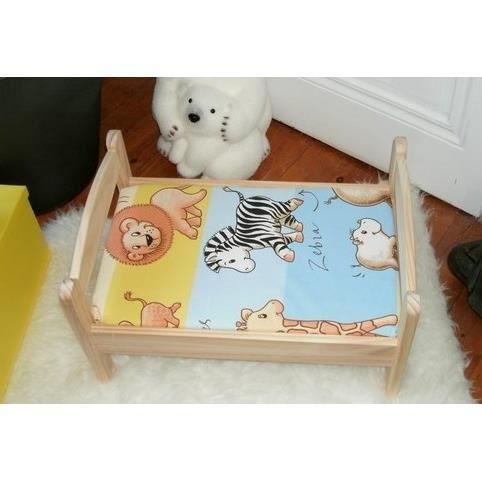 drap housse 90 x 140 cm safari achat vente drap housse cdiscount. Black Bedroom Furniture Sets. Home Design Ideas