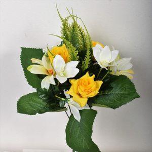 Arum artificiel achat vente arum artificiel pas cher for Soldes fleurs artificielles