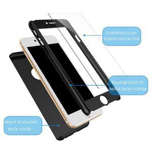coque avant arrière iphone 8