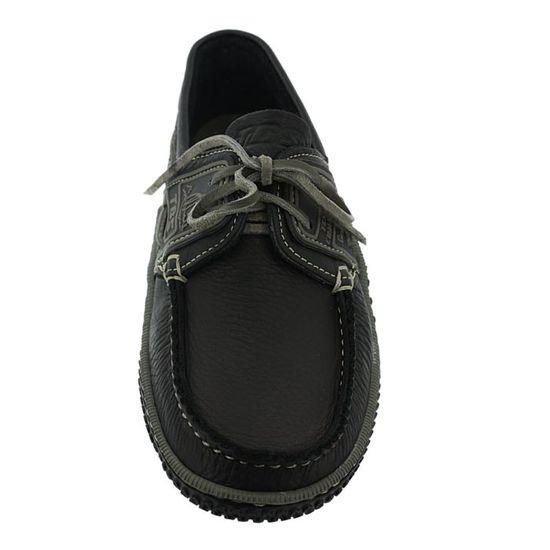 90605a106a31de Chaussure bateau TBS Globek noir... homme Noir + dauphin- Achat / Vente  Chaussure bateau TBS Globek... Homme pas cher - Soldes d'été Cdiscount