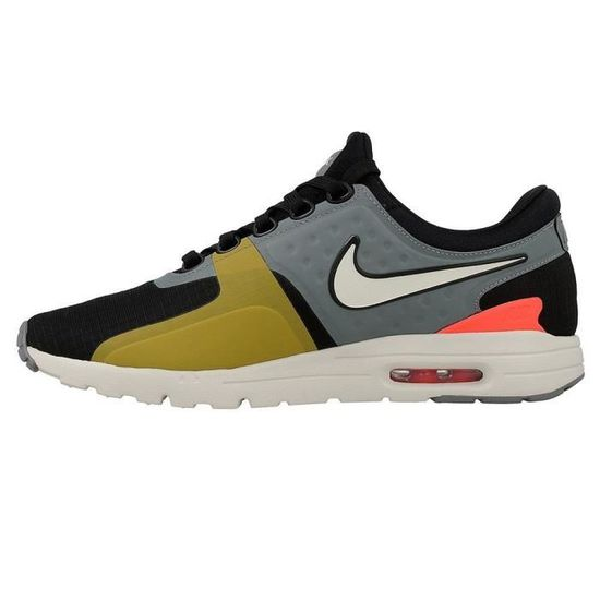 Nike Air Max Zéro Si des formatrices en cours 881173 sneakers 3N4GJ4 Taille 36