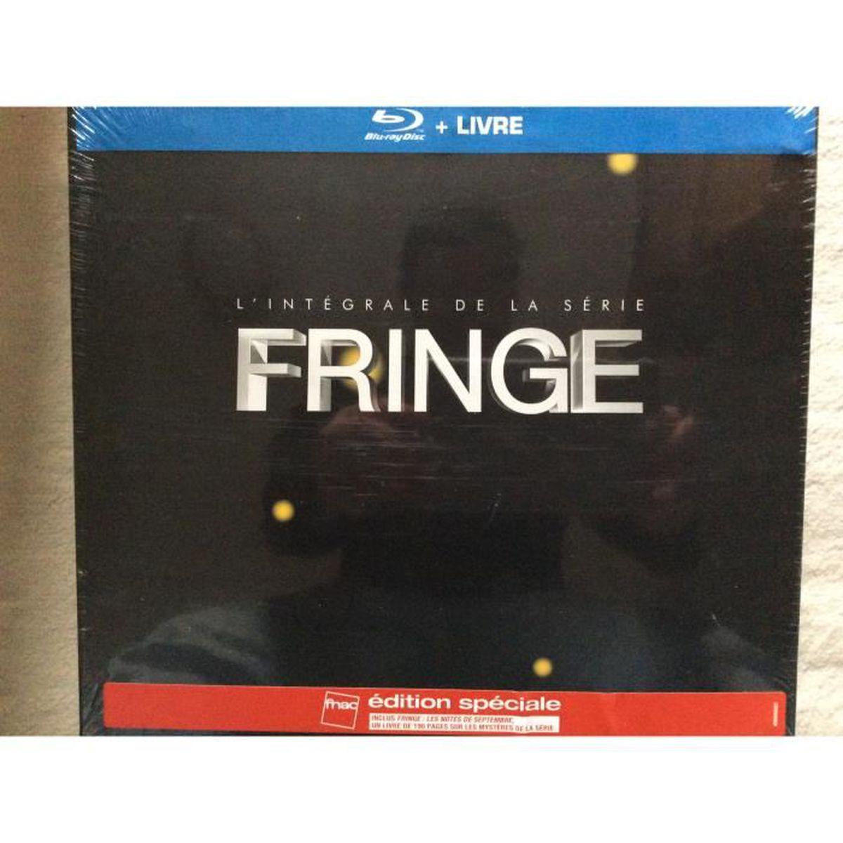 BLU-RAY SÉRIE Fringe Edition spéciale Fnac