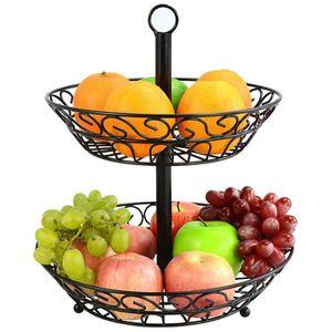 PORTE FRUITS - COUPE   Corbeille à Fruits, Corbeille à Fruits à 2 Étages