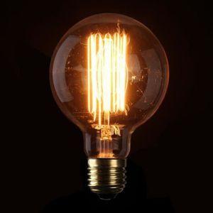 AMPOULE - LED Rétro Vintage 60w E27 Edison Ampoule Incandescence