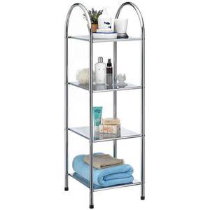 COLONNE - ARMOIRE SDB Etagère de salle de bain SECA meuble de rangement