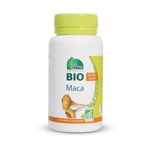 TONUS - VITALITÉ Maca Bio 250mg - 90 gélules