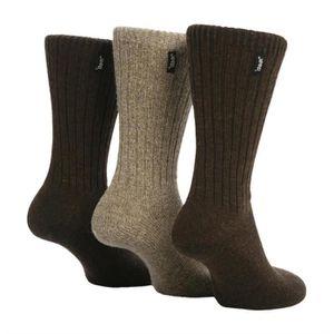 chaussette chaude homme achat vente chaussette chaude homme pas cher cdiscount. Black Bedroom Furniture Sets. Home Design Ideas
