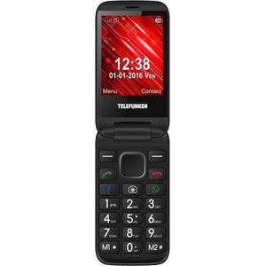 Téléphone portable TELEFUNKEN Téléphone senior grosses touches