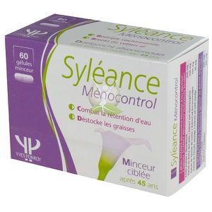 COMPLÉMENT MINCEUR Syléance Ménocontrol - Minceur - 60 gélules - Y…