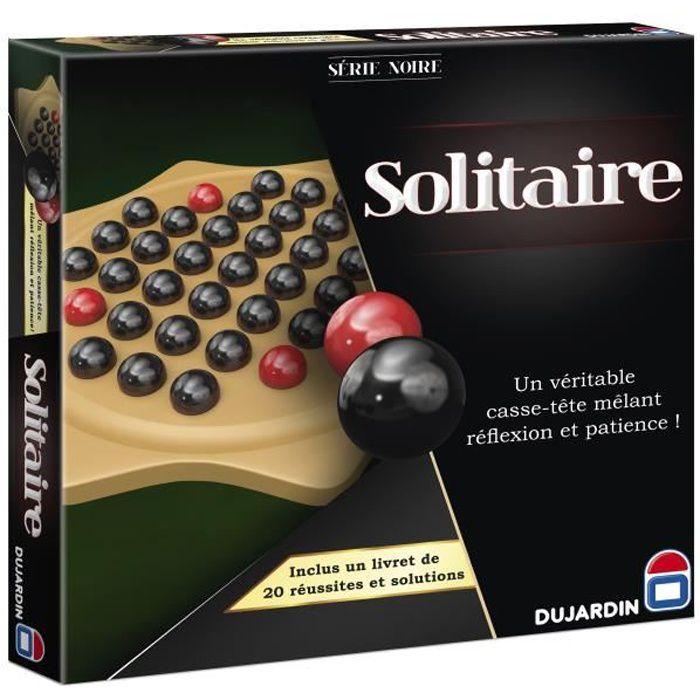 DUJARDIN - 55341 - Serie Noire solitaire - 37 trous, Non concerné